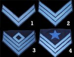 Union Infantry Insignia Chevrons [Allow 5-6 Weeks]
